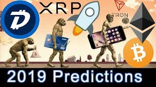 TOP 7 CryptoCurrency Year 2019 Future Predictions