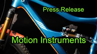 Press Release - Motion Instruments Announces 6 Data Analysis Systems