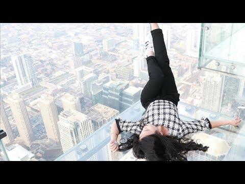 Chicago Vlog | Millennium Park | Willis Tower
