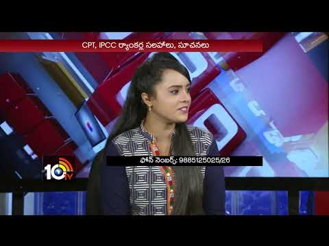 Education Plus Discussion With Masterminds Admission Director Mattupalli Mohan | TS | 10TV
