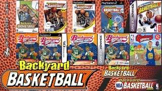 Backyard Basketball 2001 (PC) / 2004 (GBA,PC,PS2) | Gameplay