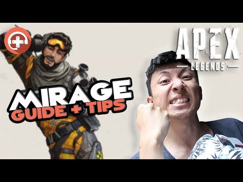 Mirage Skills Guide (Little tips for beginner) - APEX LEGENDS PS4 Indonesia