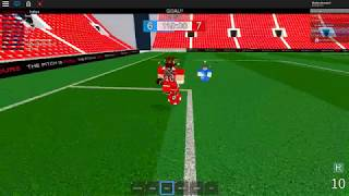 EPIC AND FUNNY GOALS #1 | Ro Evolution Soccer ROBLOX