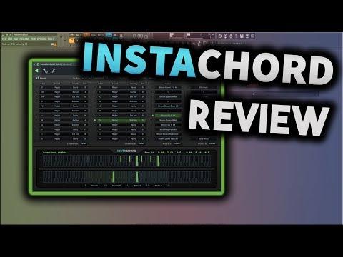 InstaChord Plugin Review -Instant Melody & Chord Progressions | FL Studio
