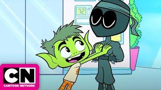 15 Ways To be a Ninja | Cartoon Network