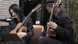 日本でも有数のギタリスト高田元太郎さんと 札幌の誇るギタリスト薮田建...