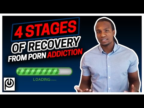 4 Stages of Recovery from Porn Addiction