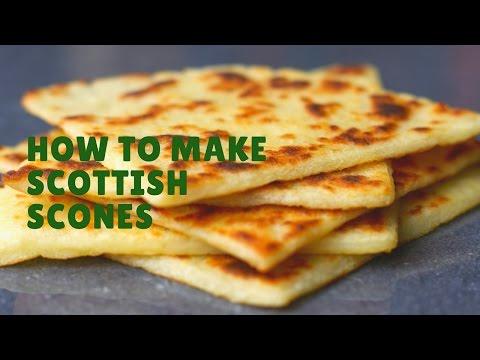 How to Make Scottish Scones updated 2017