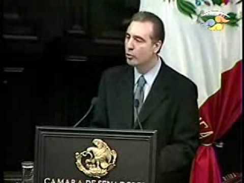 Intervencion Candidato a Eduardo Ferrer Mac Gregor Poisot (1 de 2)