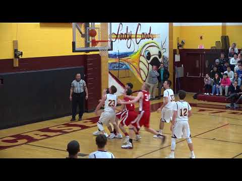 JCHS Boys Basketball vs Bishop Connolly High School