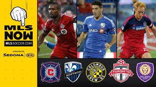 Can Toronto, Montreal & Chicago make 2015 playoffs? Offseason needs in the East | MLS Now