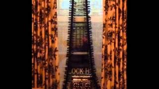Sherlock Holmes Room - Dollhouse Miniature Roombox