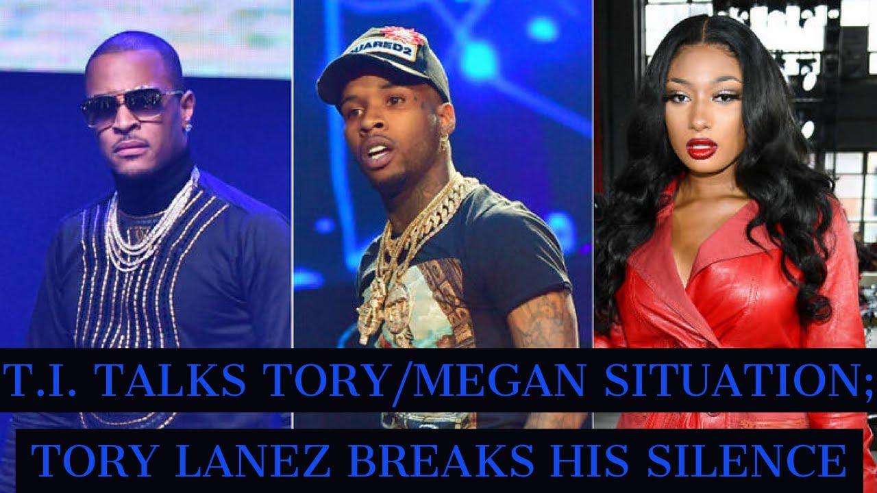 Rapper Tory Lanez Breaks His Silence On Megan Thee Stallion ...