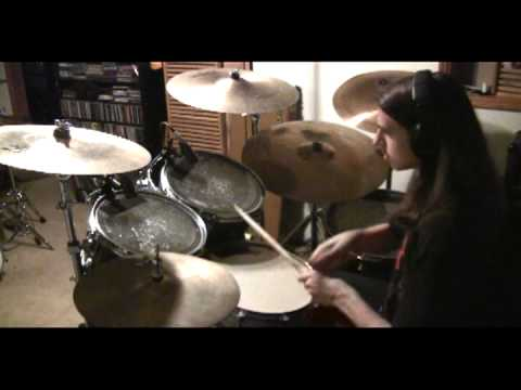 Demolition Hammer - Skull Fracturing Nightmare drum cover