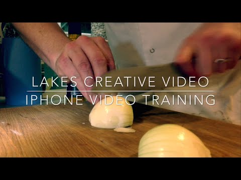 iPhone Video Production Training by Lakes Creative Video