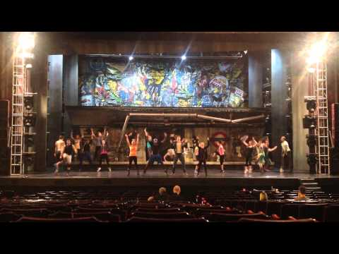 #WWRYbackstage: Rehearsals, Routines & Costumes (Episode 2)