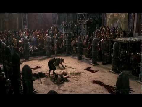 Rome - Season 1 violent scenes
