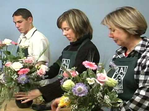 An Introduction To The Floral Design Institute Youtube