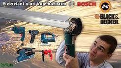 Elektricni alati koje koristim za poslove