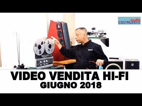 Video Vendita Hi Fi  Giugno 18 Prima Parte  HD