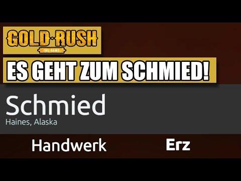 Gold Rush: The Game #07 - Es geht zum Schmied! - GoldRush LetsPlay Deutsch