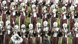 Halftime Show - AAMU (2015) - Queen City Battle of the Bands | Filmed in 4K