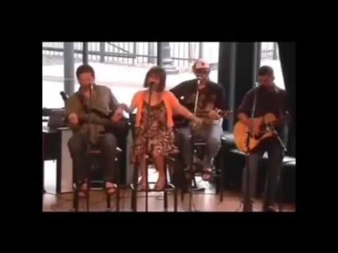 Robin Moore Band Geronimo on Pam Rossi Show