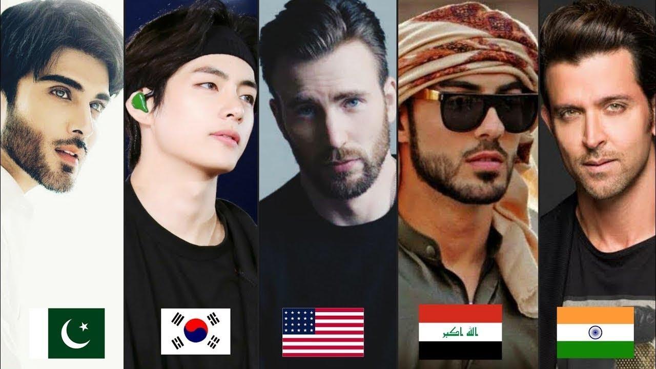 رجال صنفوا من بين الأكثر 10 رجال وسامة في العالم لعام 2020!