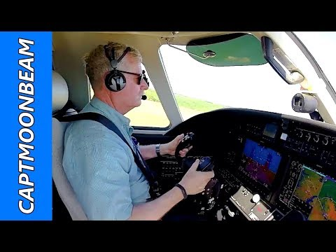Flying the Cessna Citation M2 to Nassau Pilot Vlog 147