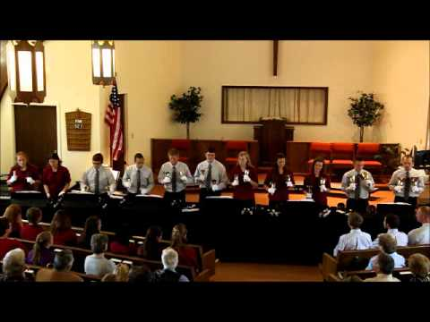 King of Glory Handbells/Handchimes