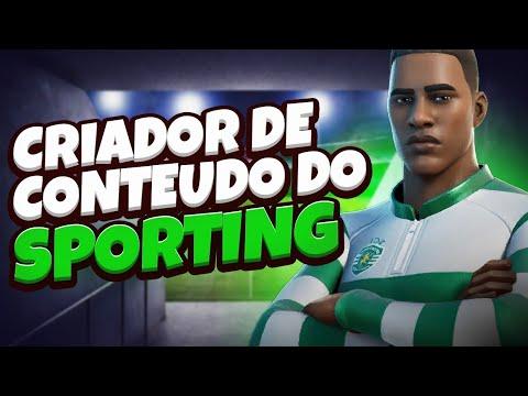 ENTREI NA EQUIPA DO SPORTING CLUBE DE PORTUGAL !!! CÓDIGO : RUIPLAYYT #ad