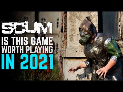 Is Scum worth playing in 2021   Scum gameplay & review