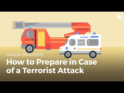 How to Prepare in Case of a Terrorist Attack | Disasters