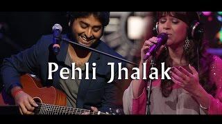Power couple pehli jhalak - arijit singh nd shalmali kholgade hd