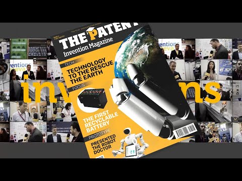 The Patent Magazine - Innovation Marketing