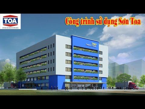 Sơn Toa Thi Công Trung Tâm Thơi Trang TNG    TNG  Fashion Thai Nguyen Viet Nam Hotline 0392979999