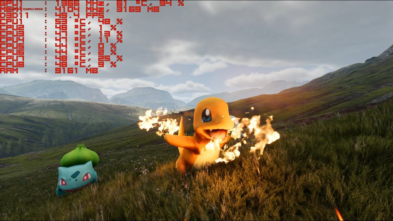 Pokemon unreal engine download