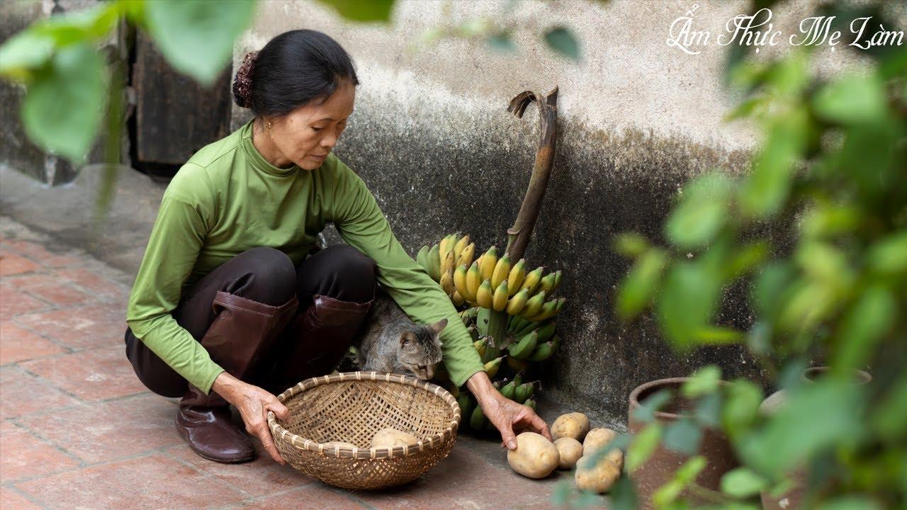 Bữa cơm chay bổ dưỡng ăn mừng 900.000 đăng kí I Ẩm Thực Mẹ Làm
