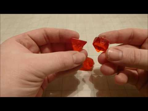 Dice Making Casting Tutorial 4: Pouring Resin