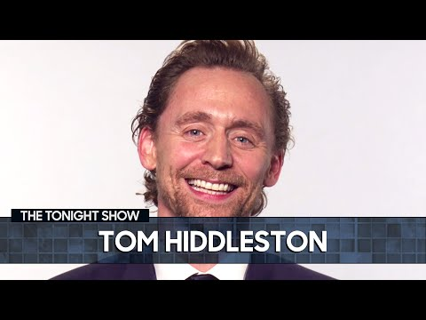 Tom Hiddleston TeasesFans'Burning TVA Questions in Loki (Extended Interview)   The Tonight Show