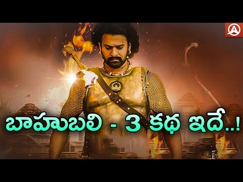 Thumbnail: Baahubali 3 The Untold Story Revealed by Film Analysts | Namaste