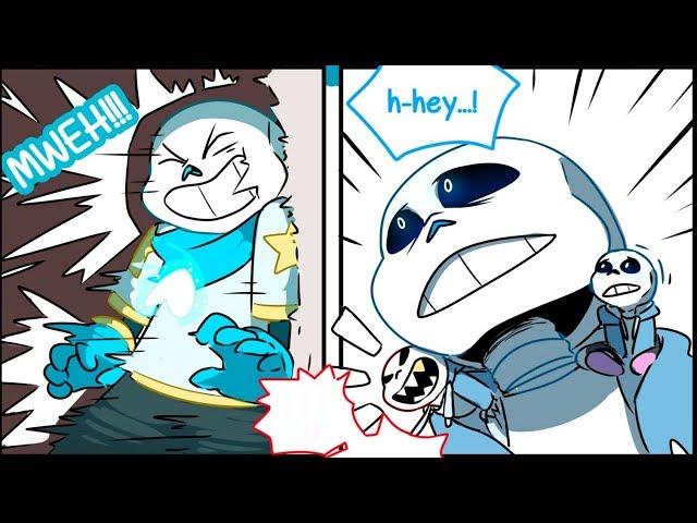 Best Bitty Sans Part 15 and Funny Undertale Compilation【 Undertale Comic Dubs 】