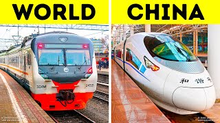 Why China Has The Best Railways In The World