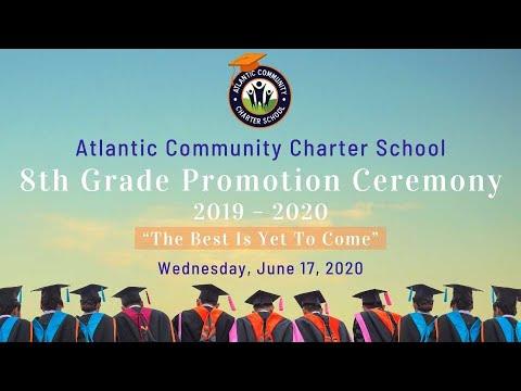 Atlantic Community Charter School Virtual Graduation Ceremony