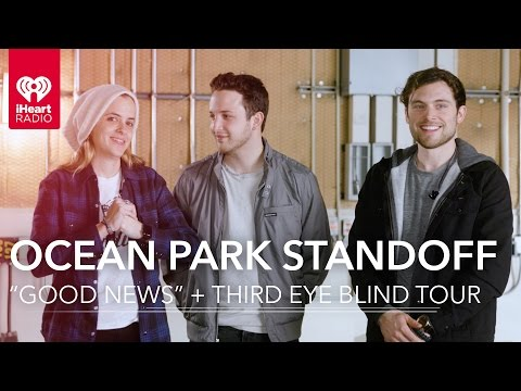 Ocean Park Standoff Good News Inspiration  Exclusive Interview