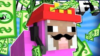 If Pink Sheep Got a Job - Minecraft