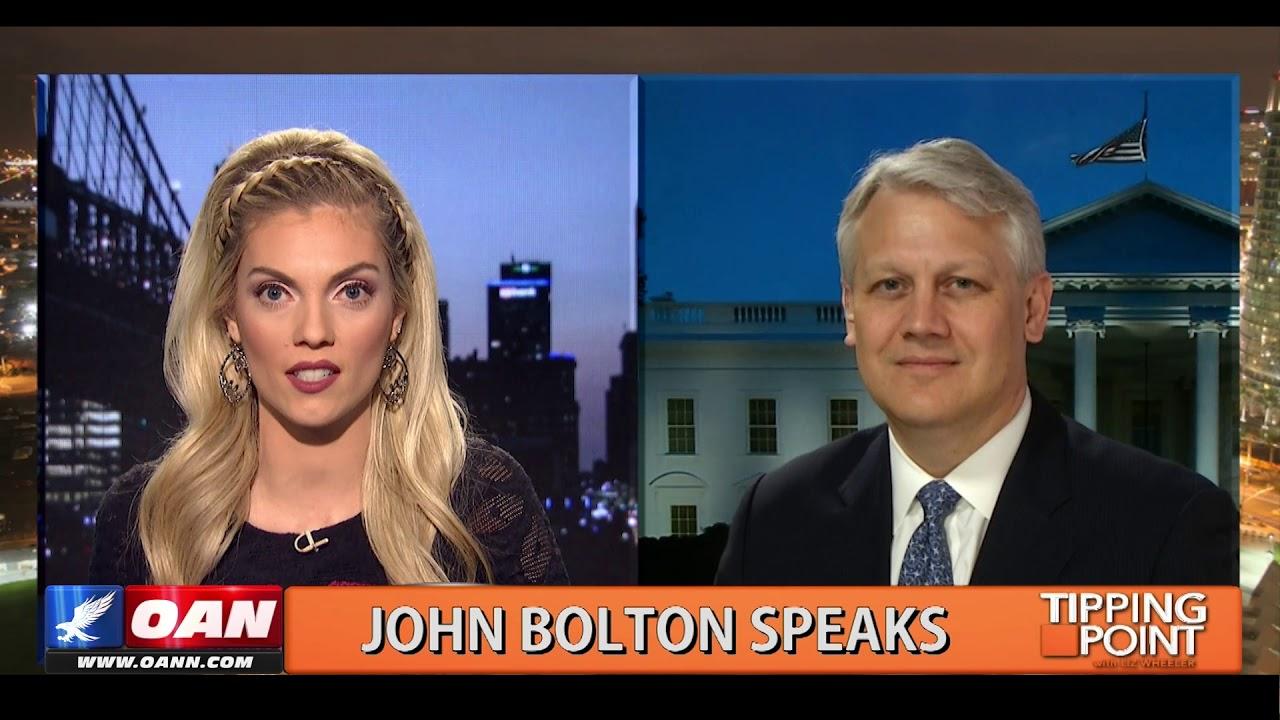 Bolton Speaks - OAN