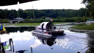 rocket boat crooked lake angola indiana