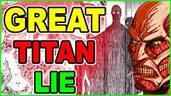 Truth Behind the Great Titan War!  Attack on Titan Chapter 99 Review Shingeki no Kyojin Ch 99