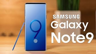 Galaxy Note 9 Could Launch Early
